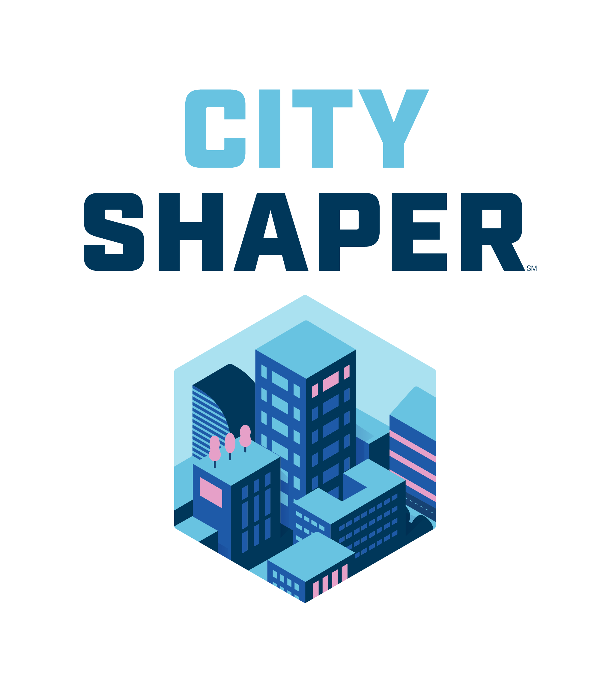 CITY SHAPER logo