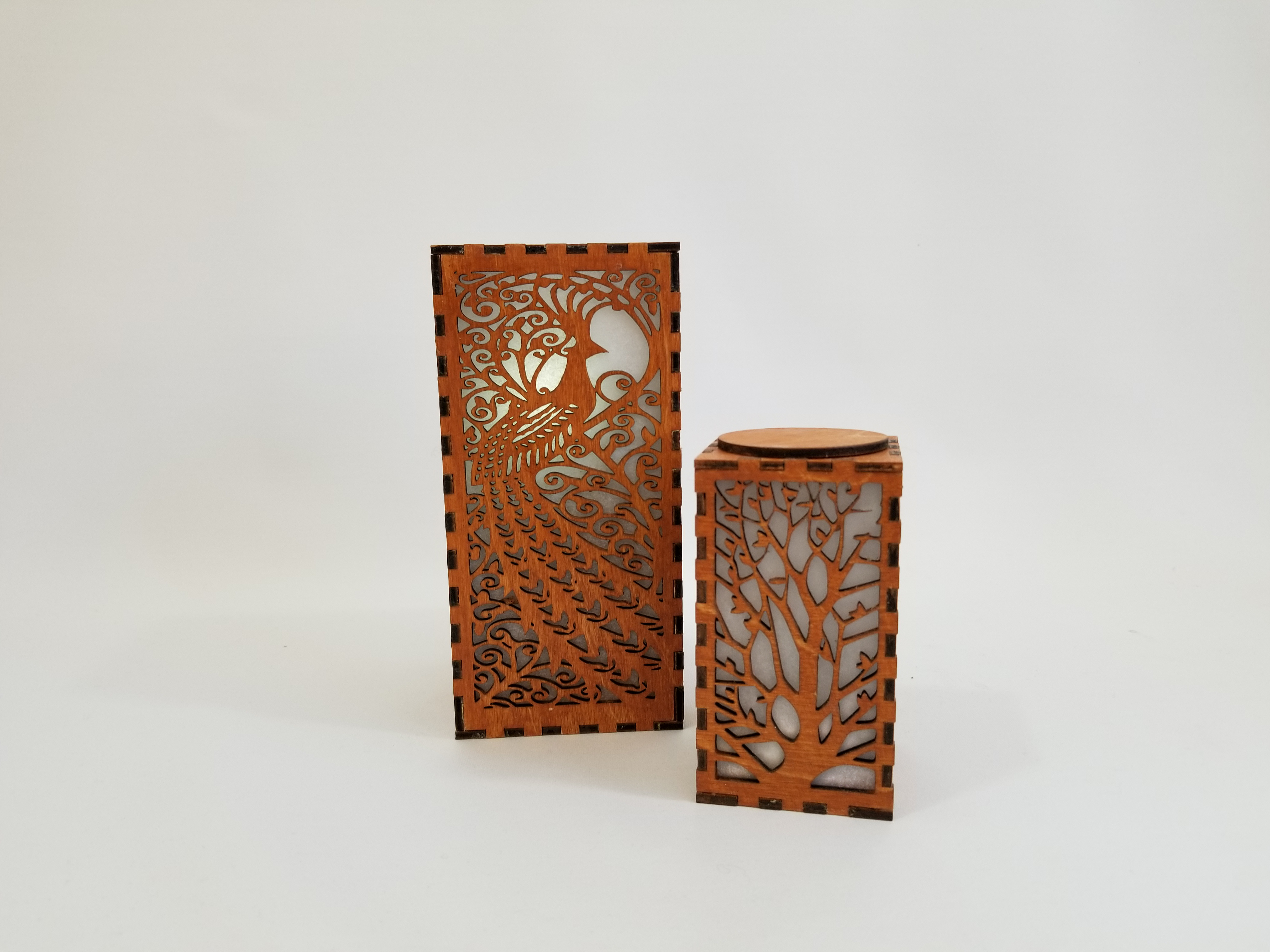Image of Laser Cut Lantern