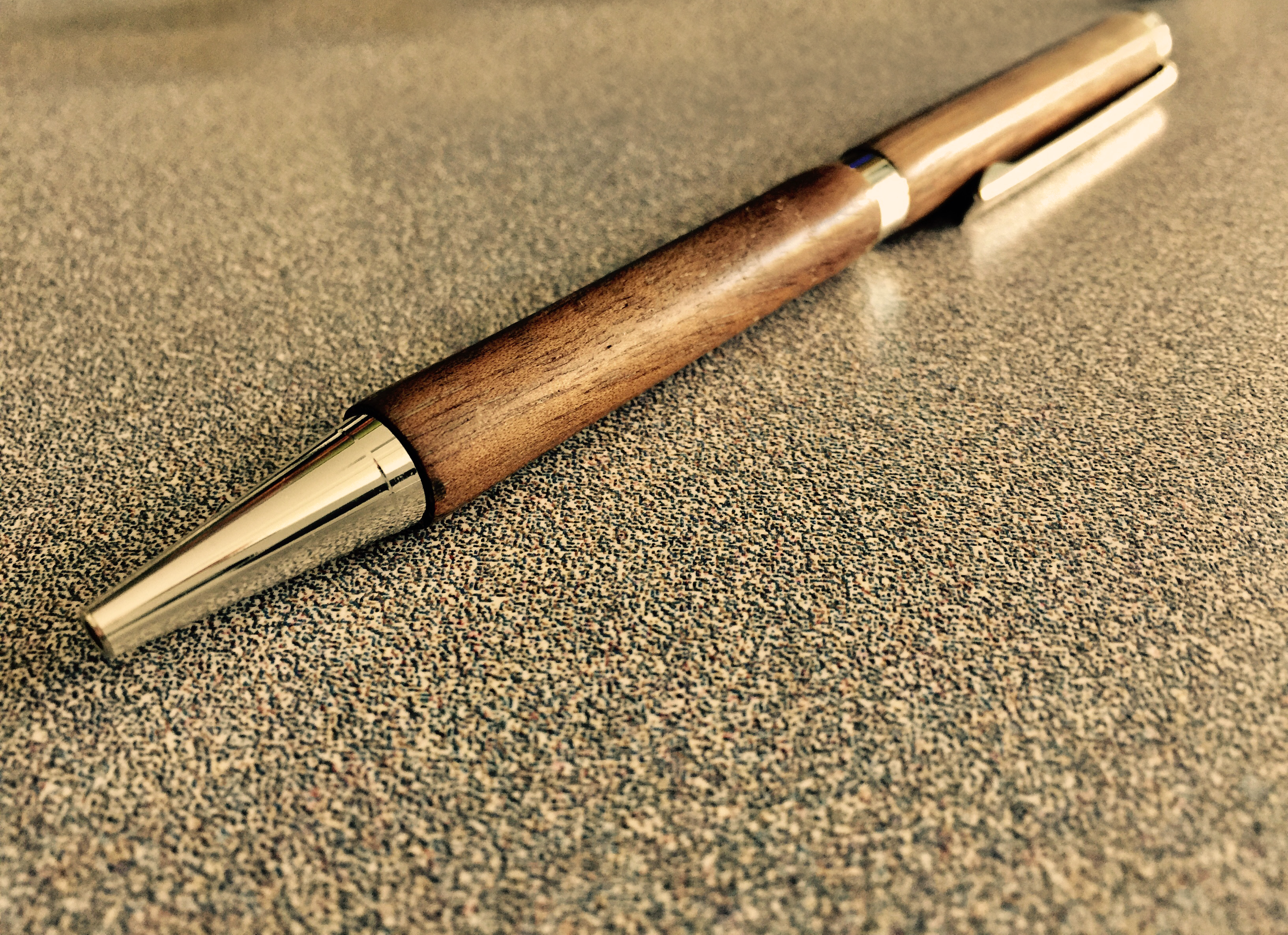 Image of Wooden Pen