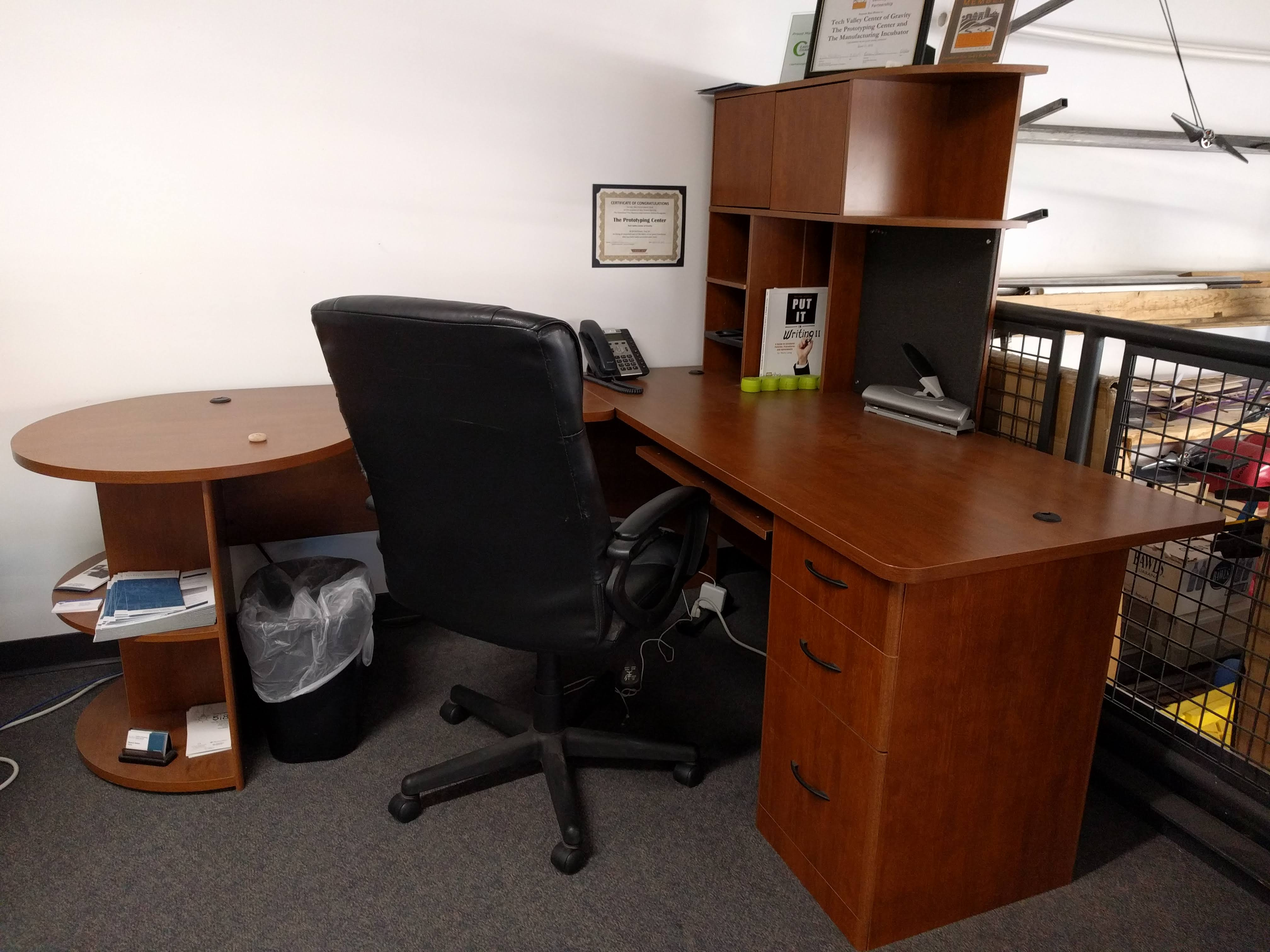 Rent this desk for 90 per month!